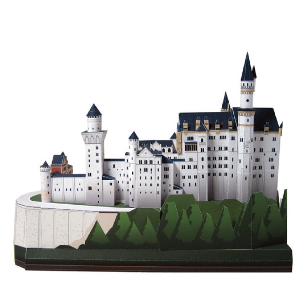 DIY Neuschwanstein Castle d265e5b082b4