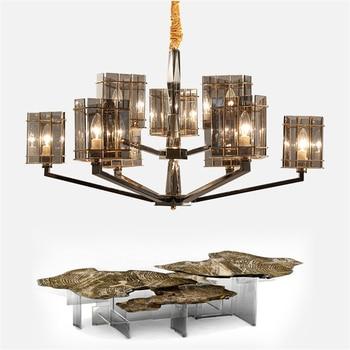 Loft จี้โคมไฟโมเดิร์น LED โคมระย้าแสงห้องนอนห้องครัวโคมไฟตกแต่งโคมไฟระย้า Suspension Avize
