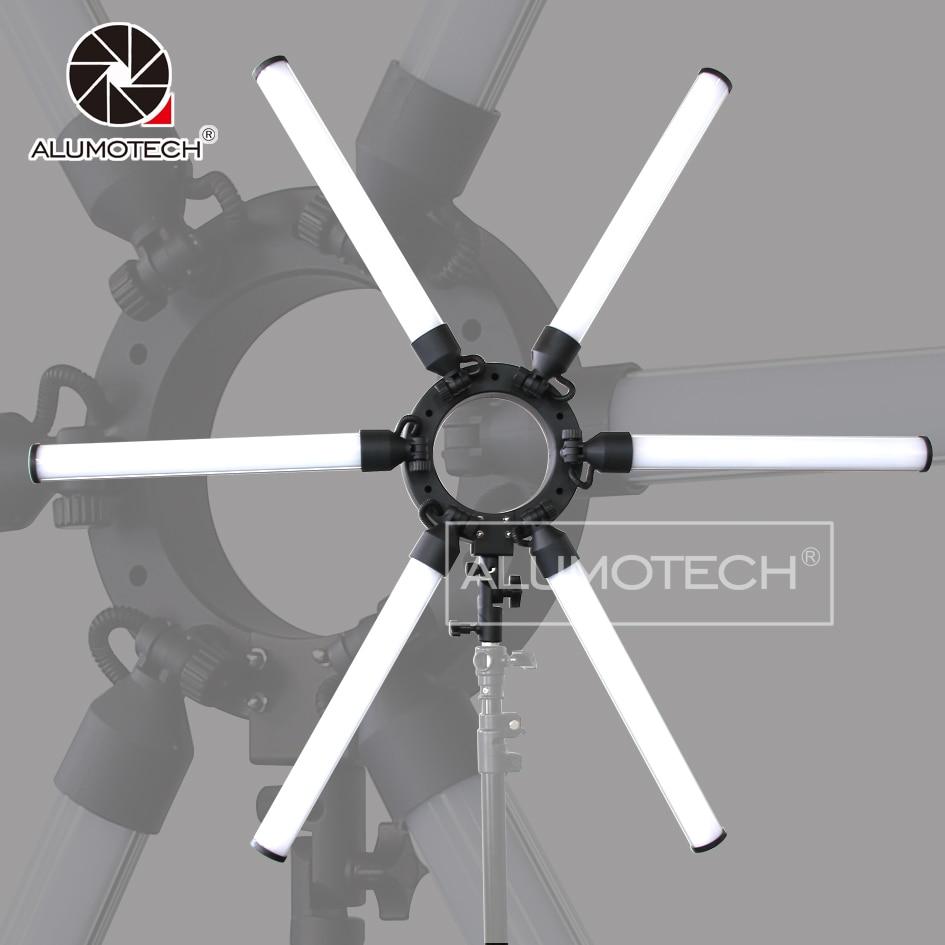 Alumotech 3 Color Temp. DMX512 Lumina led 90W pentru camera video de - Camera și fotografia - Fotografie 1