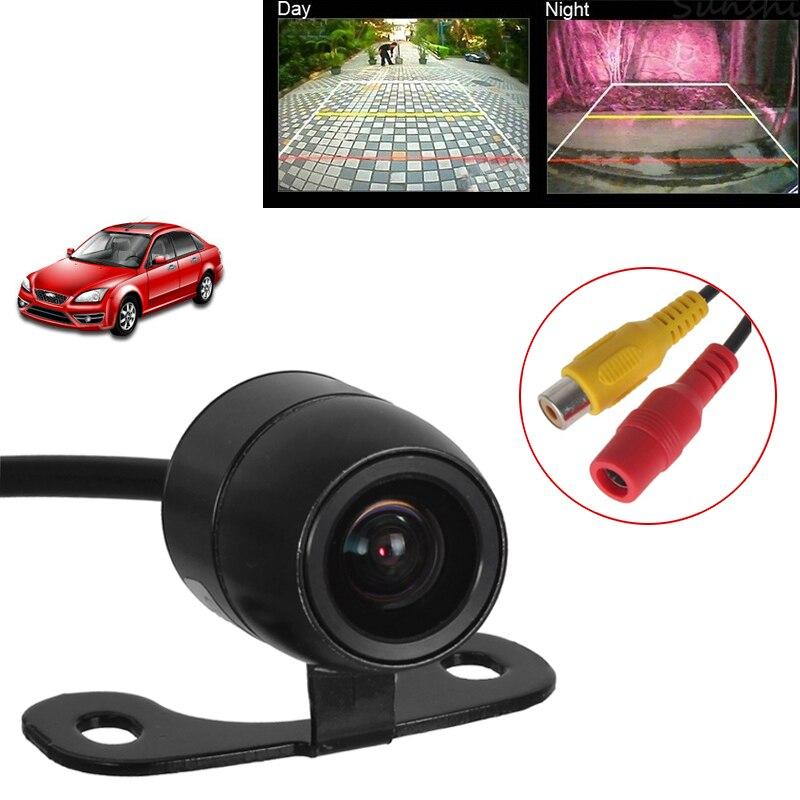 High Definition 4,3 Zoll TFT LCD Auto Rückansicht Monitor Nachtsicht Parkplatz Reverse Kamera 2 in 1 Rück Kamera monitor Gerät