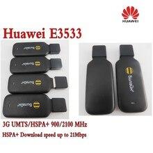 Лот из 10 шт. разблокирована Huawei e3533 HiLink 3G HSPA + 21 Мбит WiFi USB Dongle модема PK E369 e3331