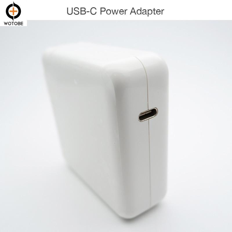 TYPE-C USB-C Ladung Power Adapter 29 W 30 W 61 W 87 W QC3.0 PD Ladegerät Für neue MacBook Pro /Air, macbook iPhone/iPad Pro, etc