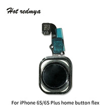 Get more info on the 6S Home Button Flex Cable For iPhone 6S 6S Plus Sensor Ribbon Fingerprint Flex Complete Spare Replacement Parts No Touch ID
