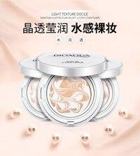 Красота Уход Увлажняющий bb-крем Отбеливающее масло изоляции естественный макияж консилер Фонд Косметика