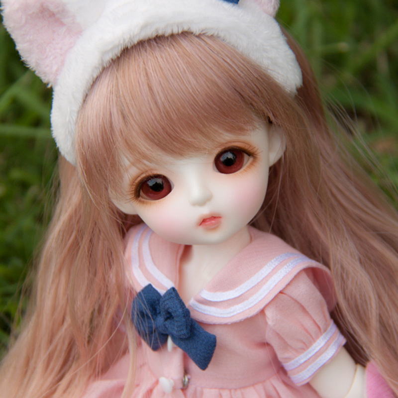 New Arrival 1/6 BJD Doll BJD/SD Cute Baby Miu Joints Doll For Baby Girl Birthday Gift With Free Eyes bjd sd infant fat giant baby doll bambi bambi square baby girl birthday gift