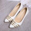 Китайский ночной клуб ну вечеринку стиль сексуальная острым носом туфли на высоком каблуке мода бахрома розовый фиолетовый голубой белый туфли на высоком каблуке женская обувь большого размера