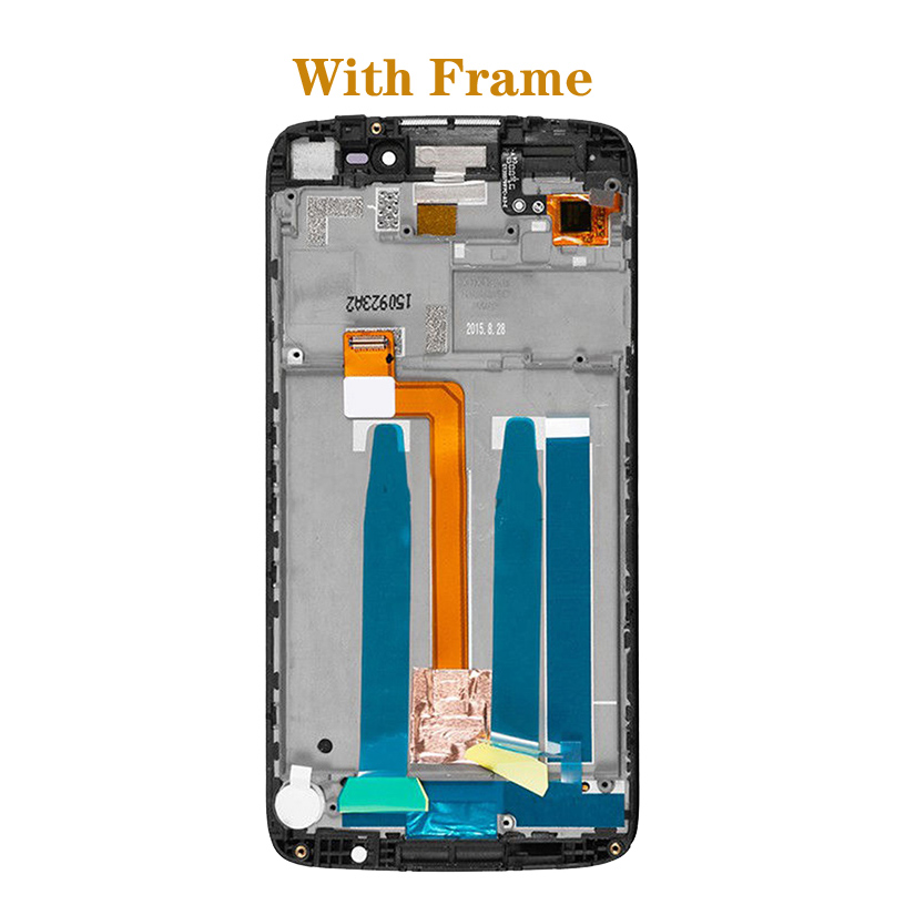 "Image 5 - 5.5"" for Alcatel One Touch Idol 3 5.5 6045 OT 6045 6045K 6045Y LCD Screen Digitizer Component display Repair Accessories+tools-in Mobile Phone LCD Screens from Cellphones & Telecommunications"