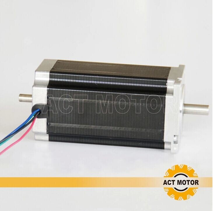 from GERMANY TO EU   SINGLE OR DUAL nema 23 stepper motor 112mm/ 4.2A/ 3.0n.m  WITH DHL CEfrom GERMANY TO EU   SINGLE OR DUAL nema 23 stepper motor 112mm/ 4.2A/ 3.0n.m  WITH DHL CE