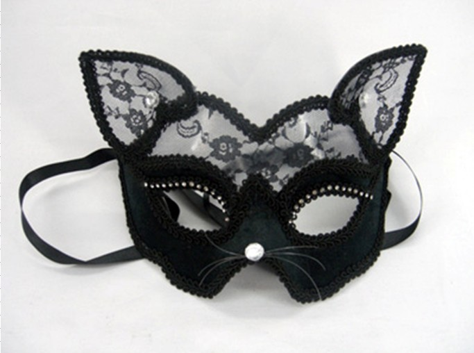 500pcs/lot Wholesale 2013 New sexy lace masks masquerade mask ...