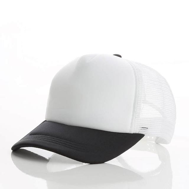 Black white white Baseball net 5c64f225d8786
