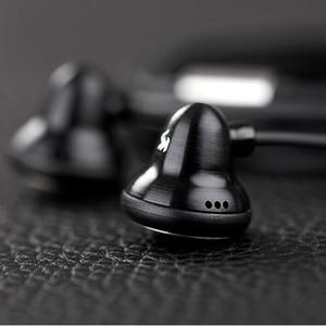 Image 3 - Ksearphone Glocke £ 3,5mm Ohrhörer DJ Bass HIFI Metall Kopfhörer 15mm Dynamische Treiber Einheit K der Kopfhörer ohrhörer Headset Flache Ohrstöpsel
