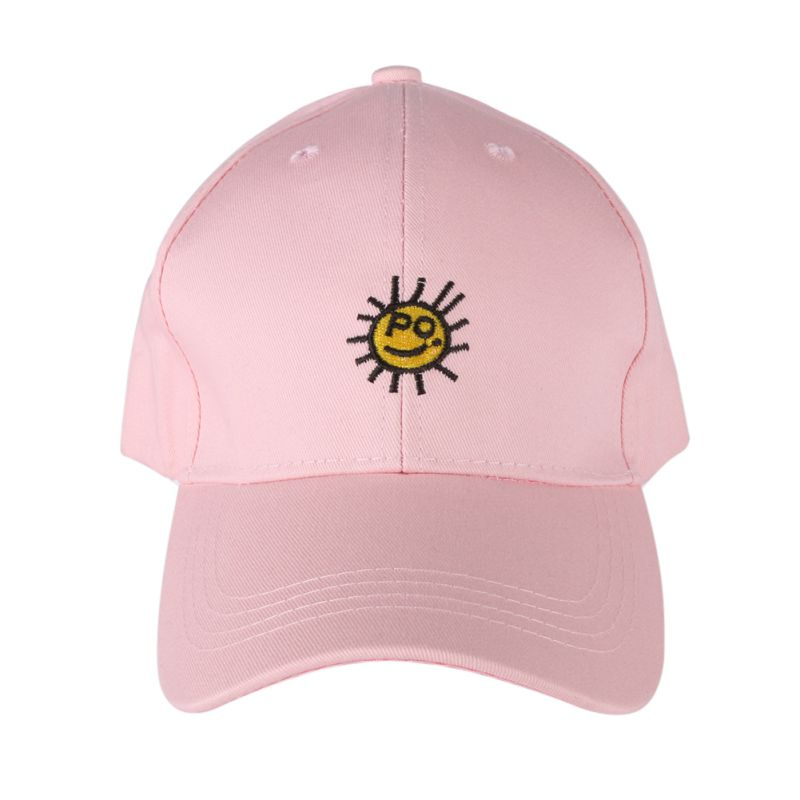 2017 Men Women Summer Adjustable Sun Printed Peaked HipHop Curved Strapback Snapback Baseball Cap Hat Running Caps ...