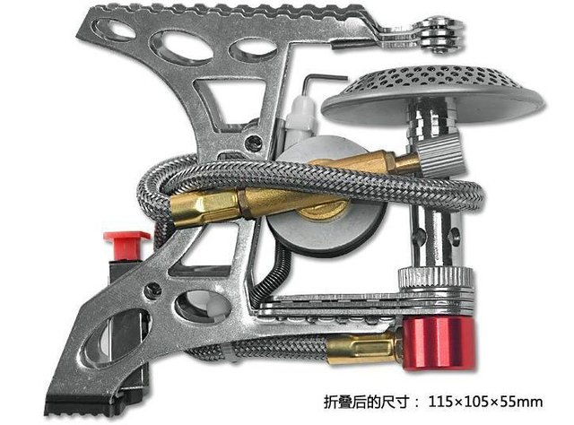 Bulin cooking gas stove camping stove Split-type outdoor stove  S05-A