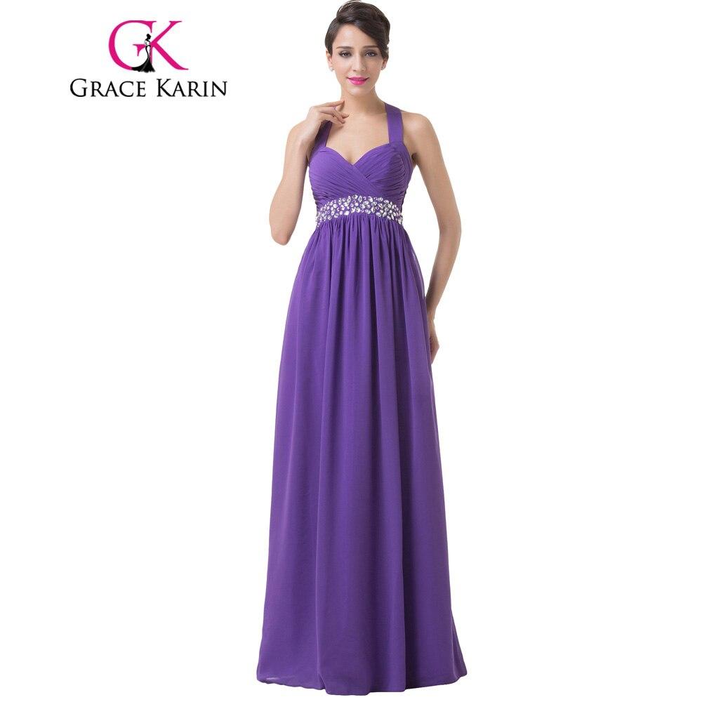 Grace karin vestidos de dama de honor 2017 de la nueva llegada ...