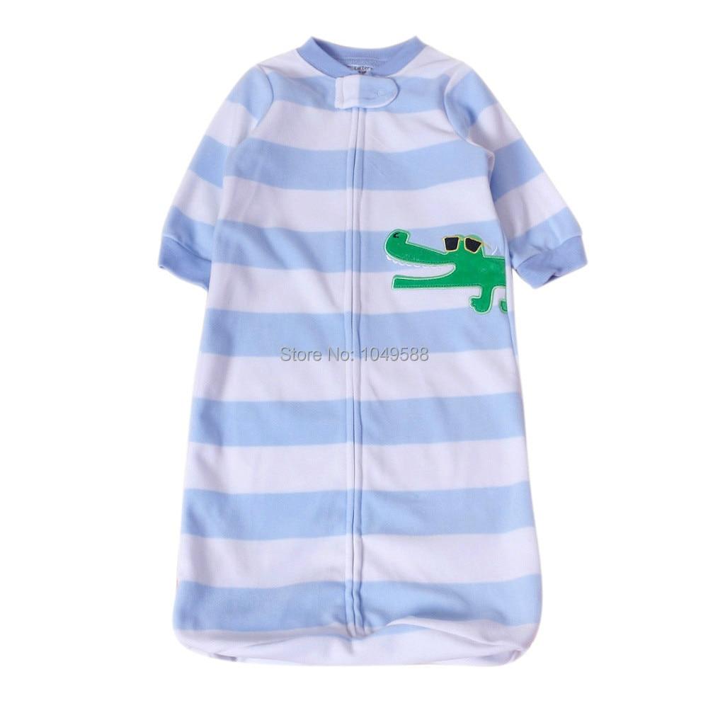 Carters Newborn Baby Spring Summer Envelope Fleece Sleeping Bag Infant Autumn Long Sleeves Thermal Sleep Sack For Boy Girl In Sleepsacks From Mother