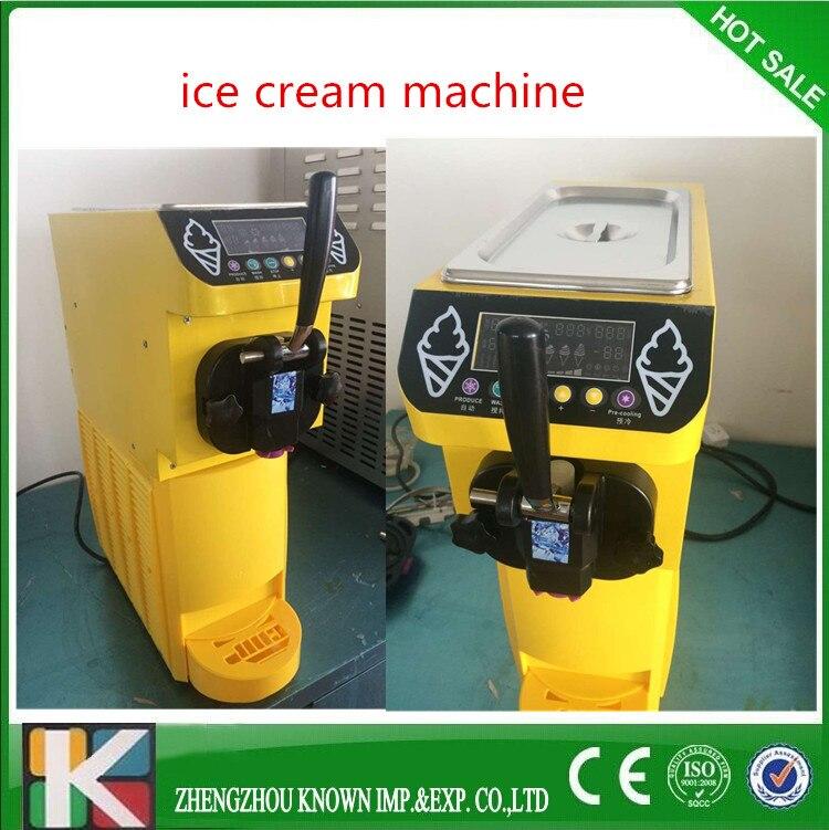 Popular Home Automatic Fruit Ice Cream Maker Household Mini Electric Ice Cream Machine For Child DIY Ice Cream Cool Summer al ko 38см 112881