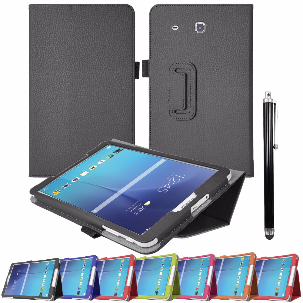 Case Samsung Galaxy Tab 3 10.1 P5200 P5220 P5210 Tablet Cover Flip Pu Leather