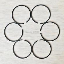 6 шт. 52cc Chiansaw поршневые кольца