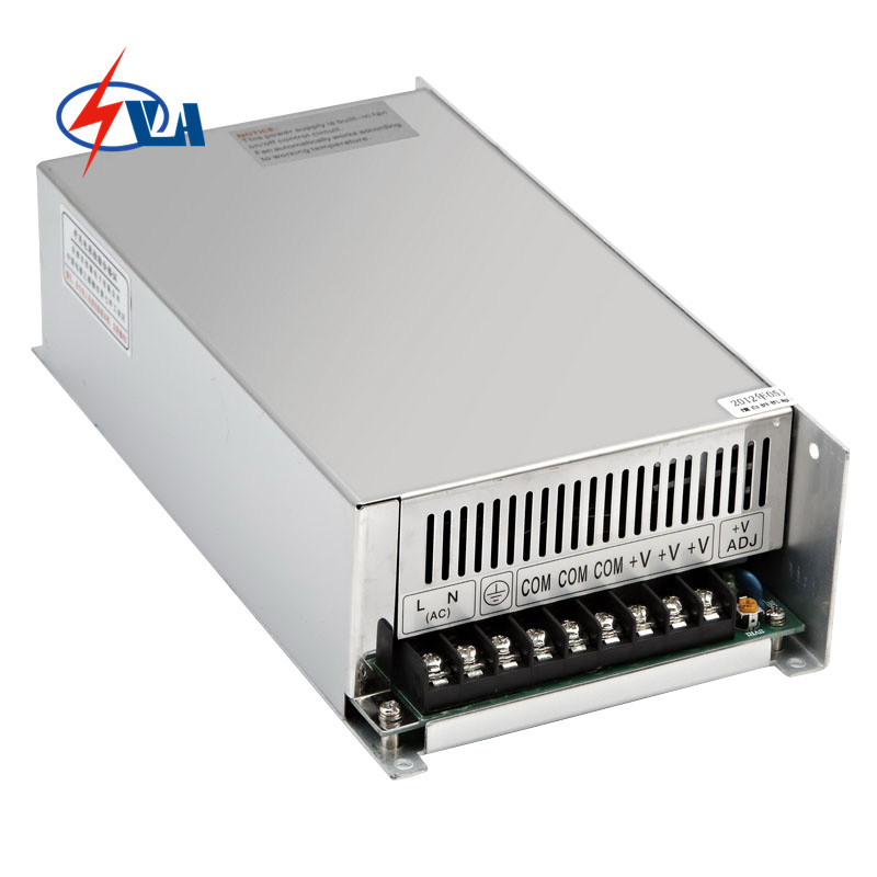 S-500-24 20A efficent backup 24V switching power supply 500W a backup