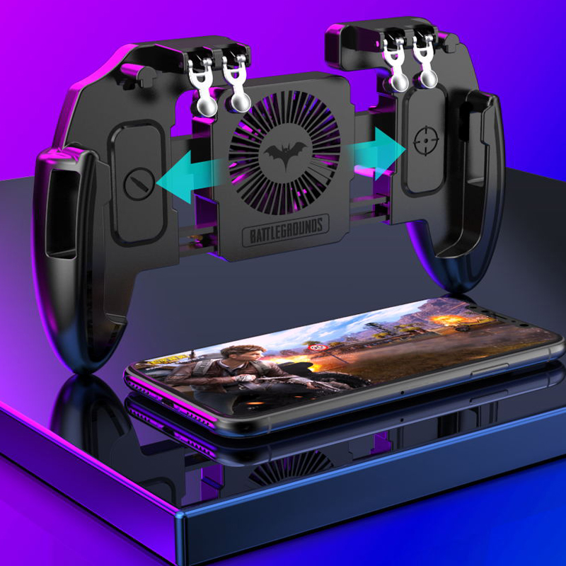 Worldwide delivery cooling fan gamepad in NaBaRa Online
