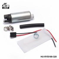 320lph bomba de combustível de alto desempenho f20000169 255lph para tuning carros de corrida HU-RYB169-320