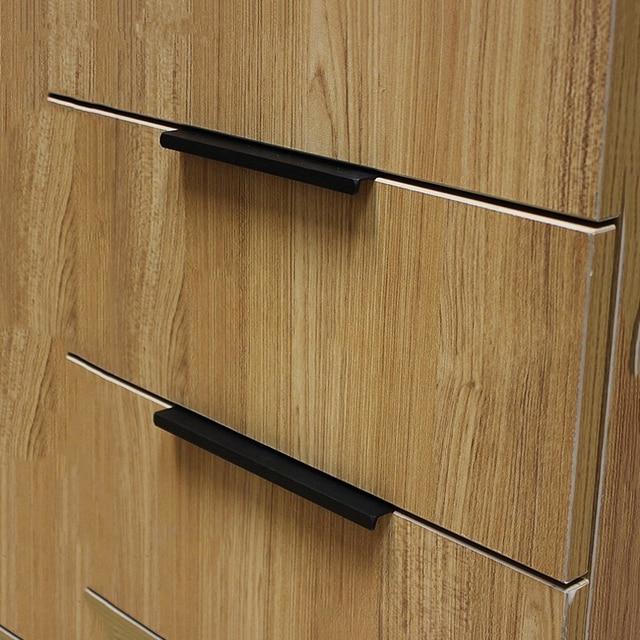 Simple et moderne armoire porte bord poign e armoire for Poignee et bouton de cuisine