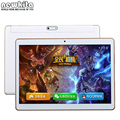 "Newkita 9.6 ""4G LTE 1280*800 IPS Tablet Quad Core Android 5.1 ROM 16 GB 2.0MP Dual SIM Card Bluetooth GPS Tablet PC 10.1 Phablet"