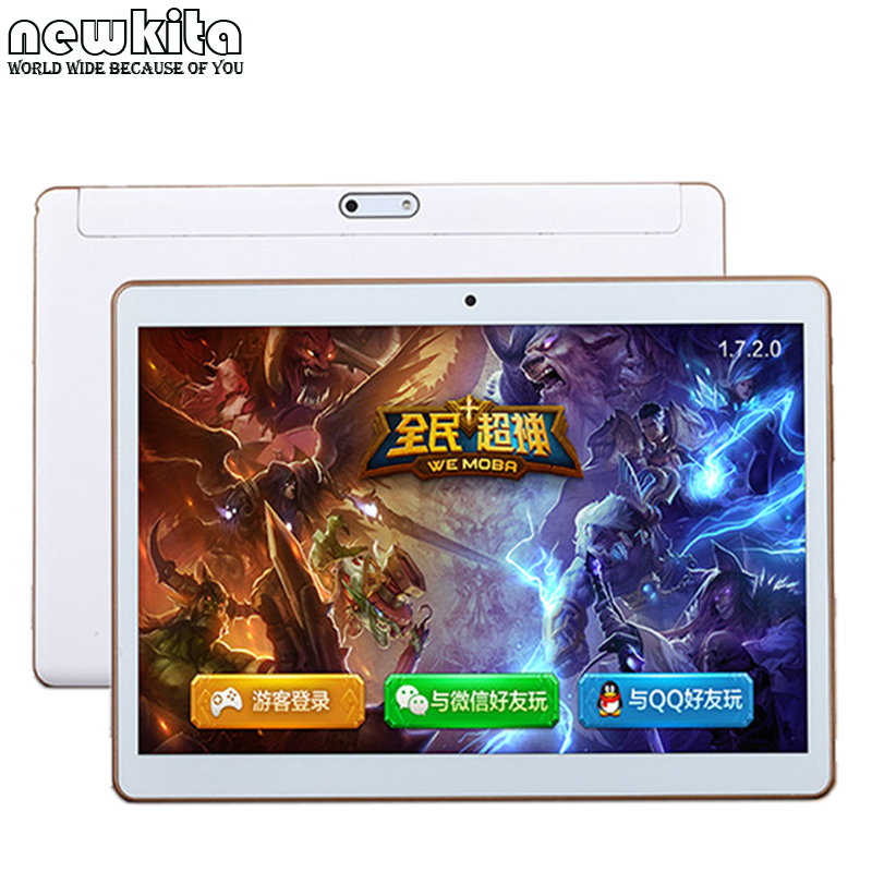 Newkita 9 6 4G LTE 1280 800 IPS Tablet Quad Core Android 5 1 ROM 16GB