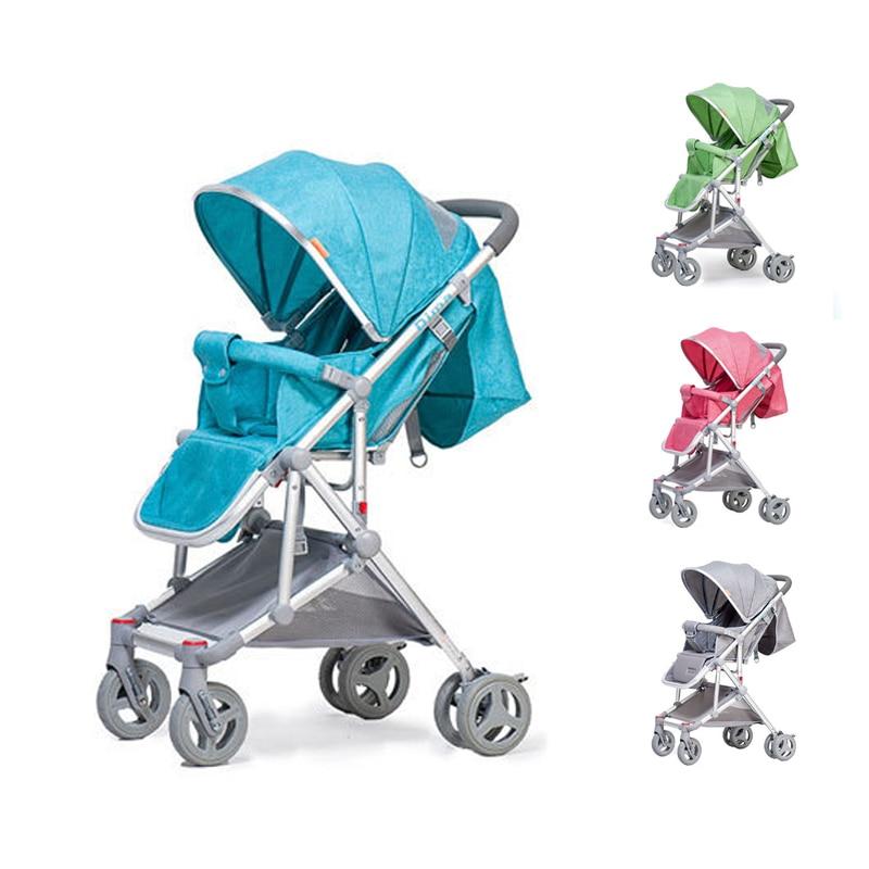 Brands Baby stroller ,portable,sit&lie,folding cart for 0