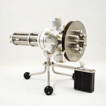 Sechs-zylinder Sterling Motor Modell Gatlin Motor Wissenschaft und Technologie Kreative Geschenk Geburtstag Geschenk 2019 NEUE Design