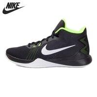 Оригинальный Новинка 2017 Nike Zoom Evidence Мужская баскетбольная обувь кроссовки