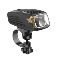 Meilan X1 Bicycle Light Smart Bike Led Front Light Rechargeable X1 Head Light Germany Stvzo Standard