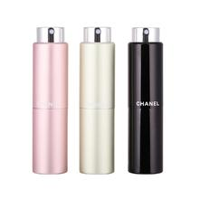 лучшая цена 5ml 8ml 20ML Portable Mini Refillable Perfume Bottle With Scent Pump Empty Cosmetic Containers Spray Atomizer Bottle For Travel
