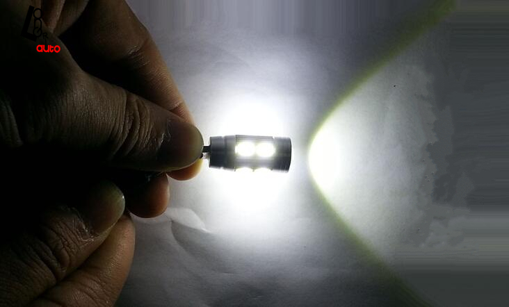 Suku Cadang Mobil Biasa Digunakan 2 X 194 W5W 5630 LED 10 SMD light - Lampu mobil - Foto 4