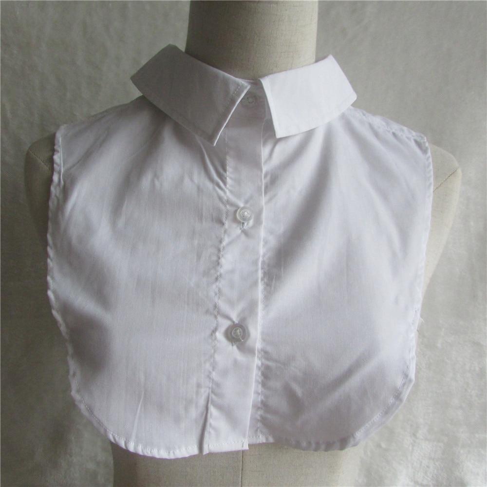 Hot Sell Shirt Fake Collar White Blouse Vintage Detachable Collars