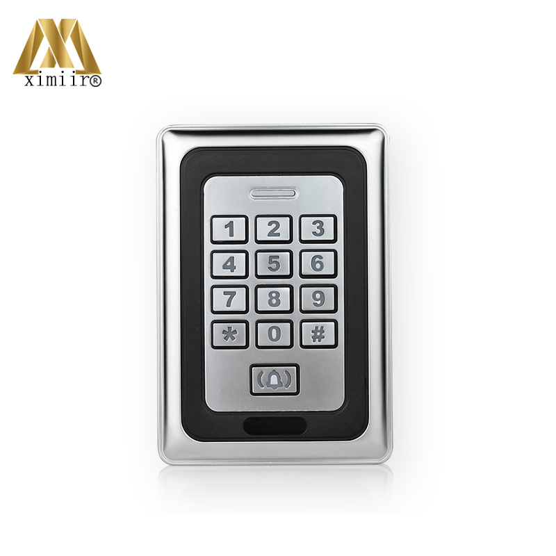 Hot Sale Face Waterproof Metal Access Controller Single Door Access Control Standalone M02 13.56Mhz Card Access ControlHot Sale Face Waterproof Metal Access Controller Single Door Access Control Standalone M02 13.56Mhz Card Access Control