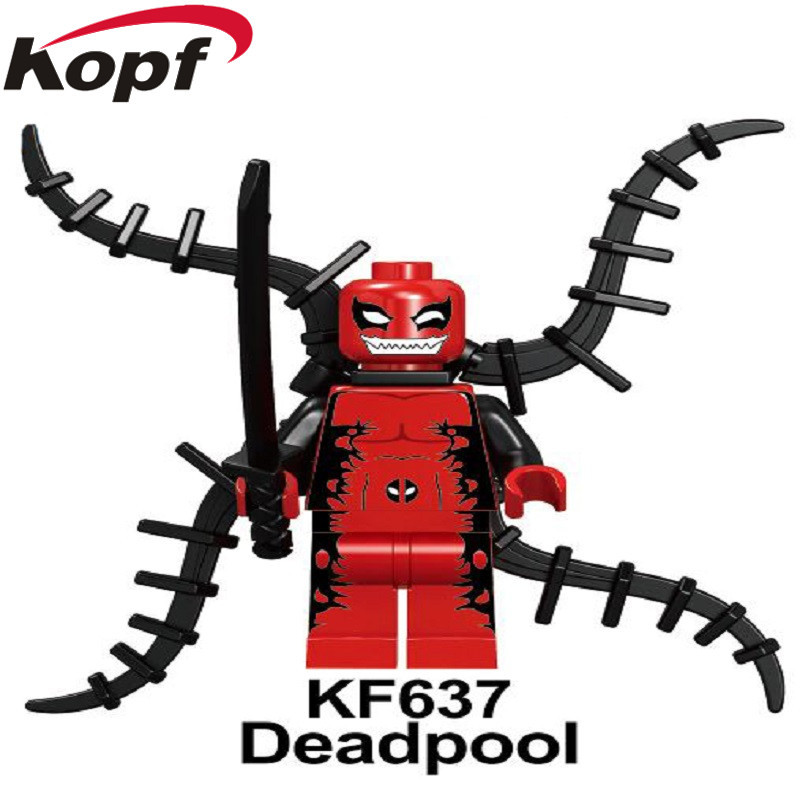 MINI FIGURINES Deadpool KF271