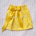 Venta caliente de la venta directa de la fábrica nueva moda para niñas recién nacidas del bebé paño fiesta de una línea de falda faldas pettti AS010