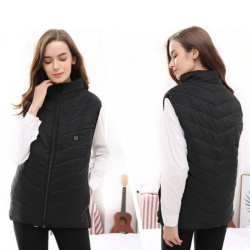 shop for authentic designer fashion hot-selling genuine Jackets SIMPLE-B Heating Vest Smart Heating Cotton Clothing ...