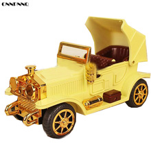 ONNPNNQ Retro Classic Car Music Box Holiday Gifts Wedding Home Decoration