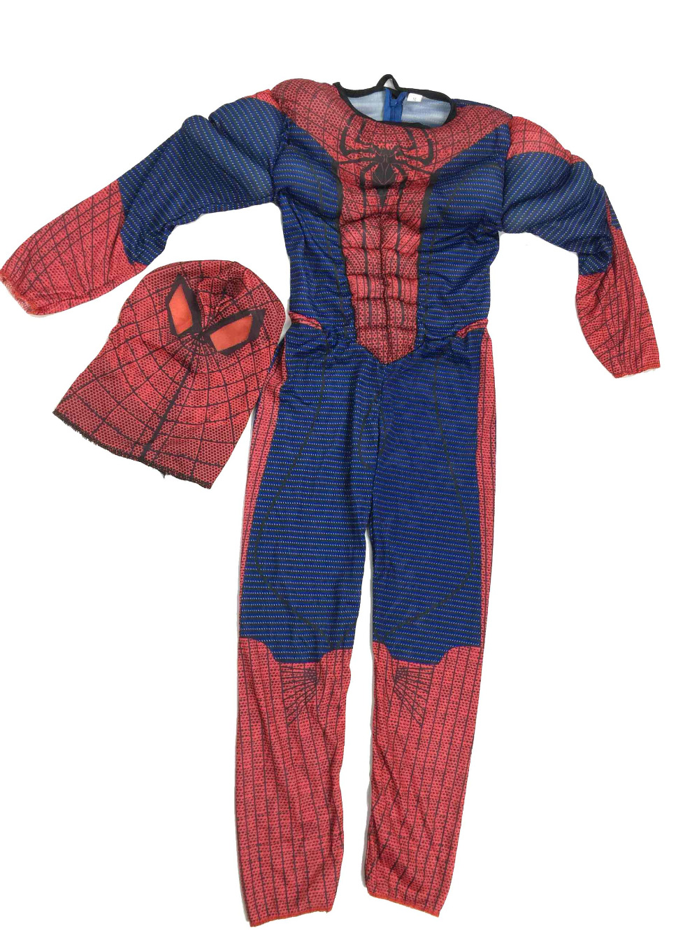 Spiderman Movie Classic Muscle Child Halloween-Kostüm für Kinder - Kostüme - Foto 2