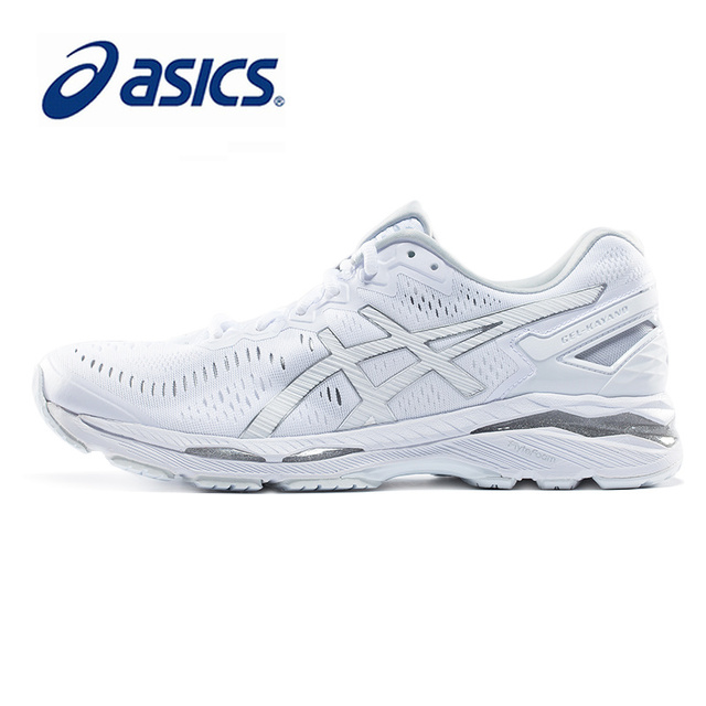 low cost a0744 8ecce US $140.34 |Original Official ASICS GEL KAYANO 23 Men's Cushion Stability  Running Shoes ASICS Sport outdoor Shoes Sneakers Comfortable T737N-in ...
