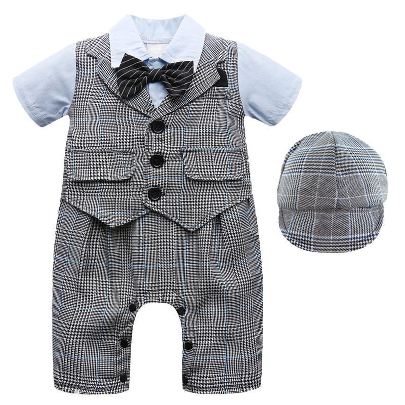 Waymine Infant Long Sleeve Flannel Cartoon Mouse Hooded Jumpsuit Baby Romper
