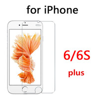 For Apple iphone 6 6s 6 plus 6s plus Tempered glass Screen Protector 2.5d 9h Safety Protective Film on i6 i6s i6plus i6s plus