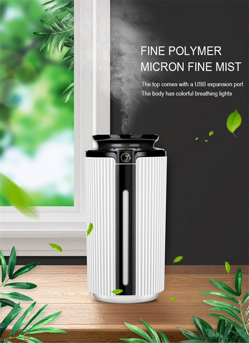 900ML Ultrasonic Air Humidifier 11