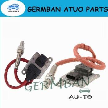 Nuovo Fabbricazione 2PCS-Rear & Front-Nox-Sensor Misura per BMW-F30-E70-328d-X5 Nro #-13628589844-13628589846