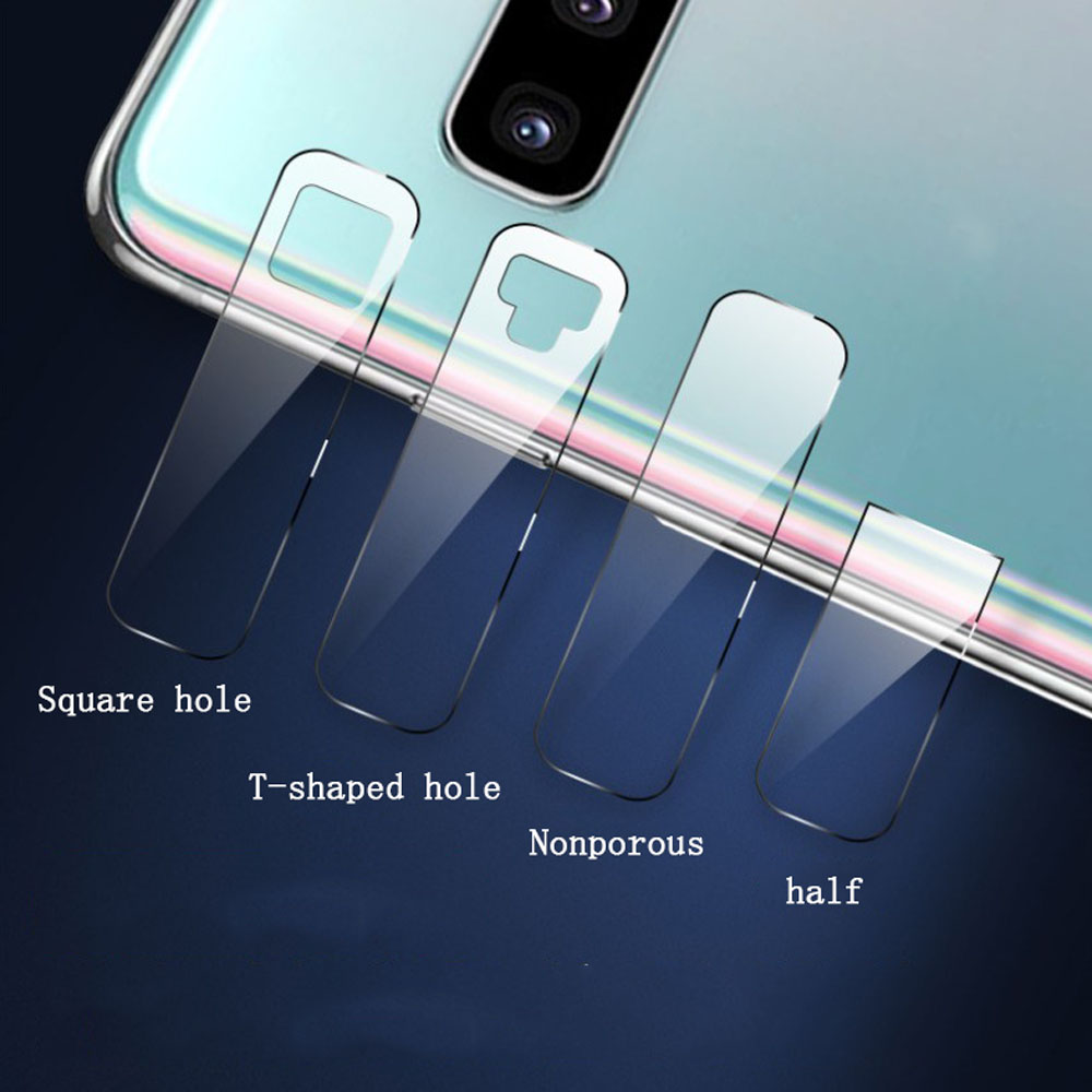 Tempered Glass Camera Lens Protector Film For Samsung Galaxy S10 S10E S10 Plus Len Protector Protective Glass Film For S 10 Plus in Phone Screen Protectors from Cellphones Telecommunications