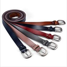 Women's Belts – High Quality Pin Buckle Leather Belts