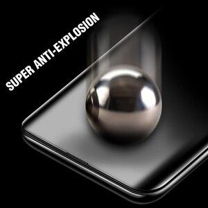 Image 3 - Akcoo S10 Plus verre trempé protecteur décran UV colle complète fiim pour Samsung galaxy S6 7 edge S8 9 Note 8 9 S10 protecteur décran