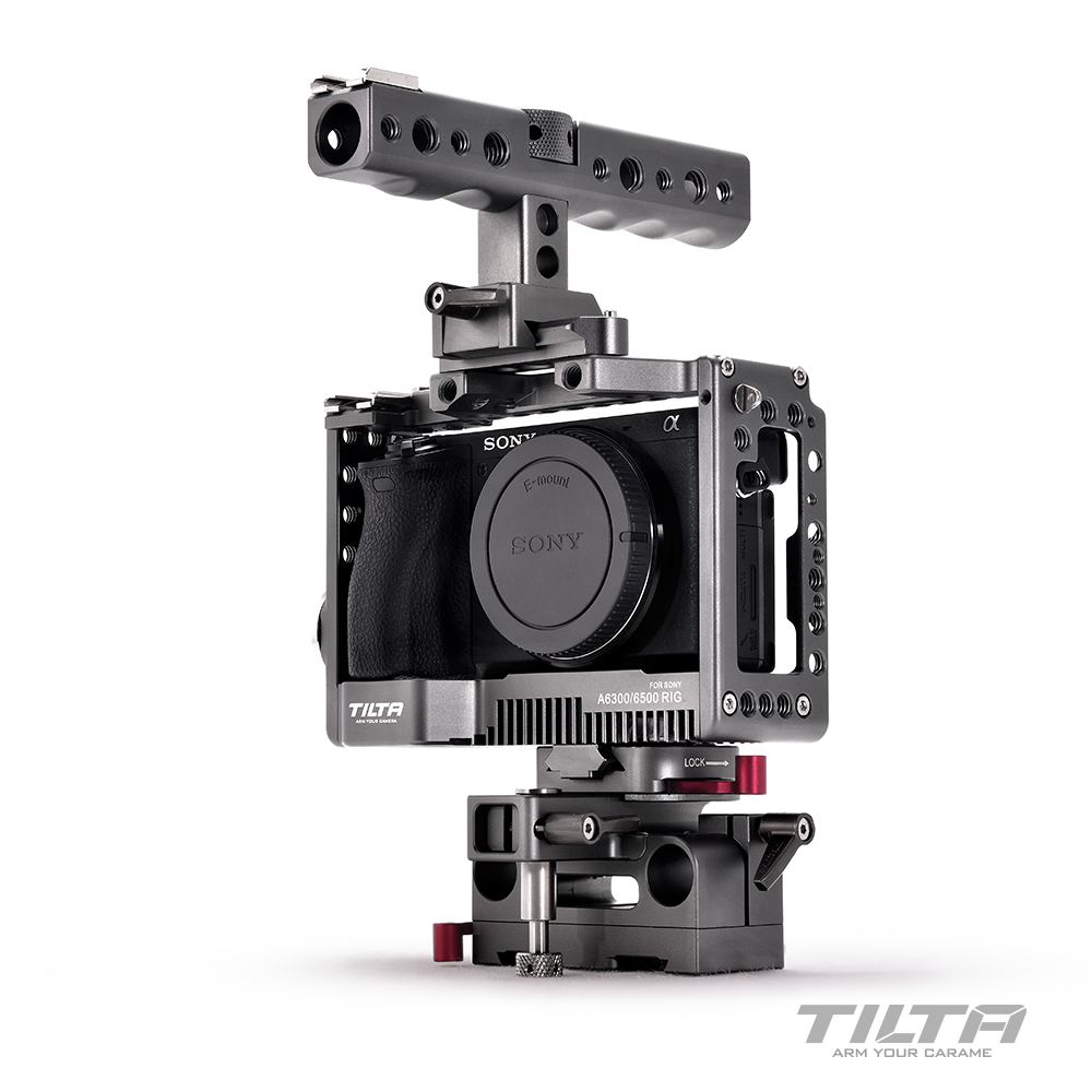 Tilta ES-T27 TILTA for sony A6300 A6500 Rig + Baseplate For SONY A6300 A6500 series camera Film shooting sony a6500
